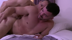 Icon Male - Brogan Reed plowed by athletic DILF Rodney Steele