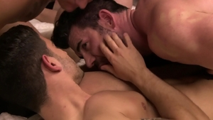 Icon Male: Muscled 18 yr old american Jack Hunter gets plowed