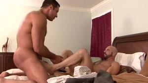 Icon Male: Mature Nick Capra wishes for nailed rough HD
