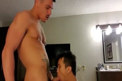 asian lad gets Barebacked