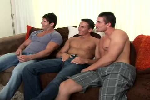 jack off Each Other In Front Of A Porno