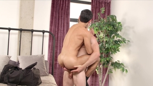 NextDoorRaw: Athletic Donte Thick 3some