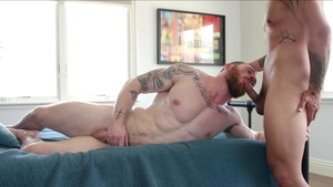 Next Door Originals: Inked Markie More sensual kissing scene