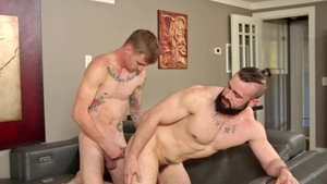 Next Door Raw: Twink Ryan Jordan blowjob video