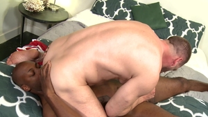 Extra Big Dicks - Hans Berlin ass pounding sex scene