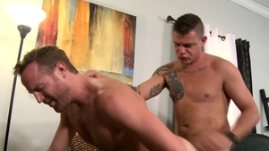 ExtraBigDicks.com - Athletic Jace Chambers have big cock