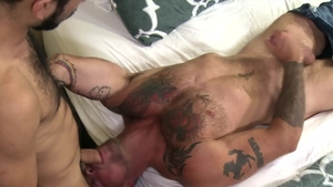 ExtraBigDicks - Plowing hard with Sean Duran & Jacob Connar