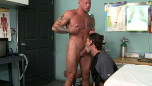 MenOver30: Piercing gay Alexander Garrett gets slamming hard
