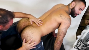 Men Over 30 - Gay Rikk York bareback ass pounded
