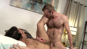 Pride Studios - Cum on face with Dylan Drive & Chandler Scott