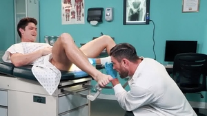 Hot House - Fun with toys together with tight doctor Ryan Rose