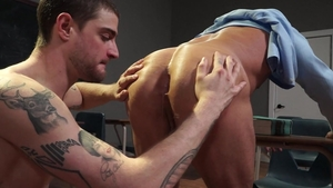 FalconStudios.com - Wet Justin Brody sucking Bruce Beckham