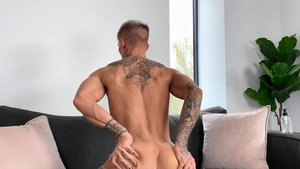 Drill My Hole: Piercing Cole Clint receives fingering