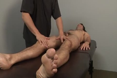 Mario Yanko bare Massaged L