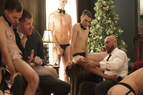 BFS - Buyers' bunch- Chapter 8- XMas Party favor