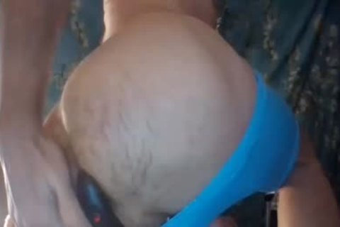 young And pumped up lad Masturbating In web camera