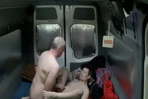 Daddy receives ramrod In ass For First Time
