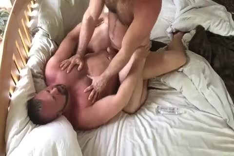 Two Daddy bang With Poppers