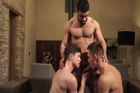Andrey Vic, Wagner Vittoria And Ruslan Angelo - Super nail For Three - butthole job, blow job-service, Cumshots, bare