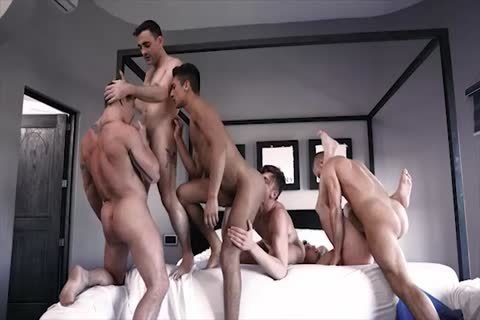 Max Arion's bare Double-Penetration