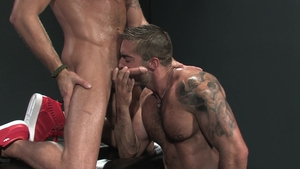 RagingStallion.com - Hairy Jake Genesis anal fucks